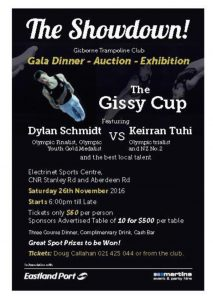 gizzy cup poster