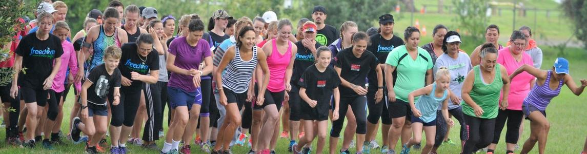 Triathlons in Gisborne