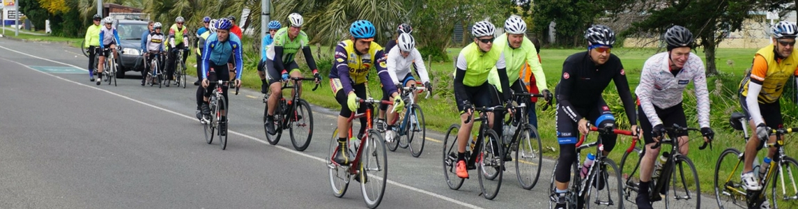 Cycling in Gisborne