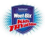 Weetbix tryalthlon logo