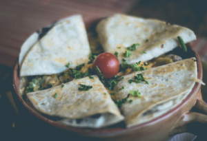 Vege Quesadillas